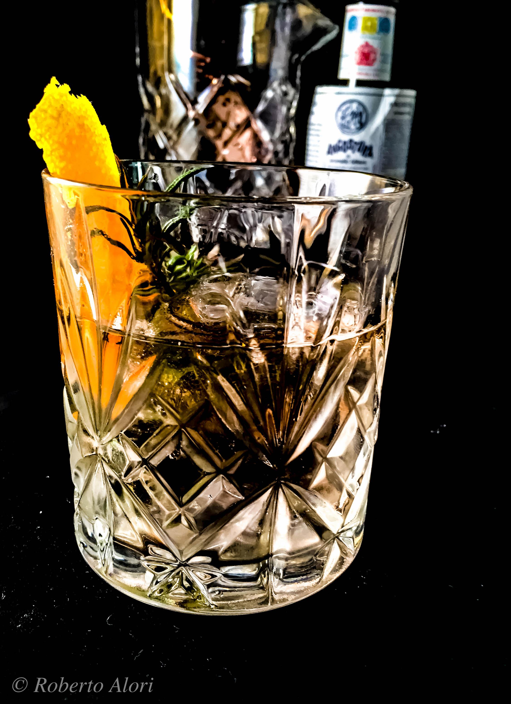Vodka tonic Madeincocktails