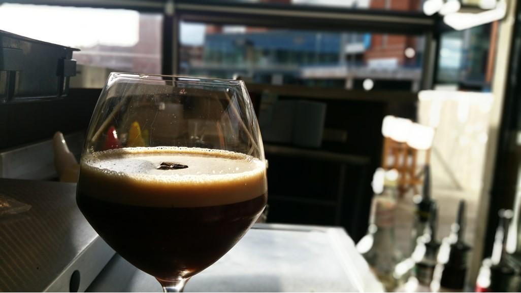 Espresso from Saronno di Paolo Morini